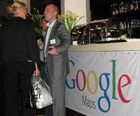 Google reception